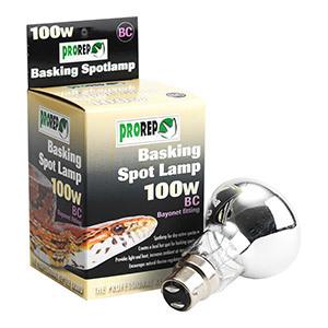 Prorep Basking Spotlamp 100w (Bayonet)
