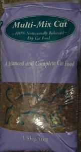 Multimix Complete Cat Food