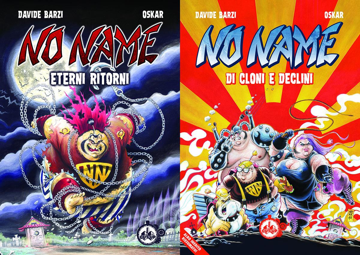 """COMBO """"NO NAME"""": Acquista entrambi i volumi con lo SCONTO e la SPEDIZIONE GRATUITA"""