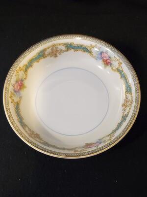 Noritake Sauce, Fruit, Dessert Bowl, Porcelain, Althea pattern, 5 3/8