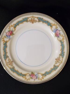 Noritake Bread & Butter Plate, Porcelain, Althea pattern, 6 1/4