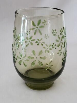 Libbey Mint Bouquet, Cooler Glass, 4 3/8