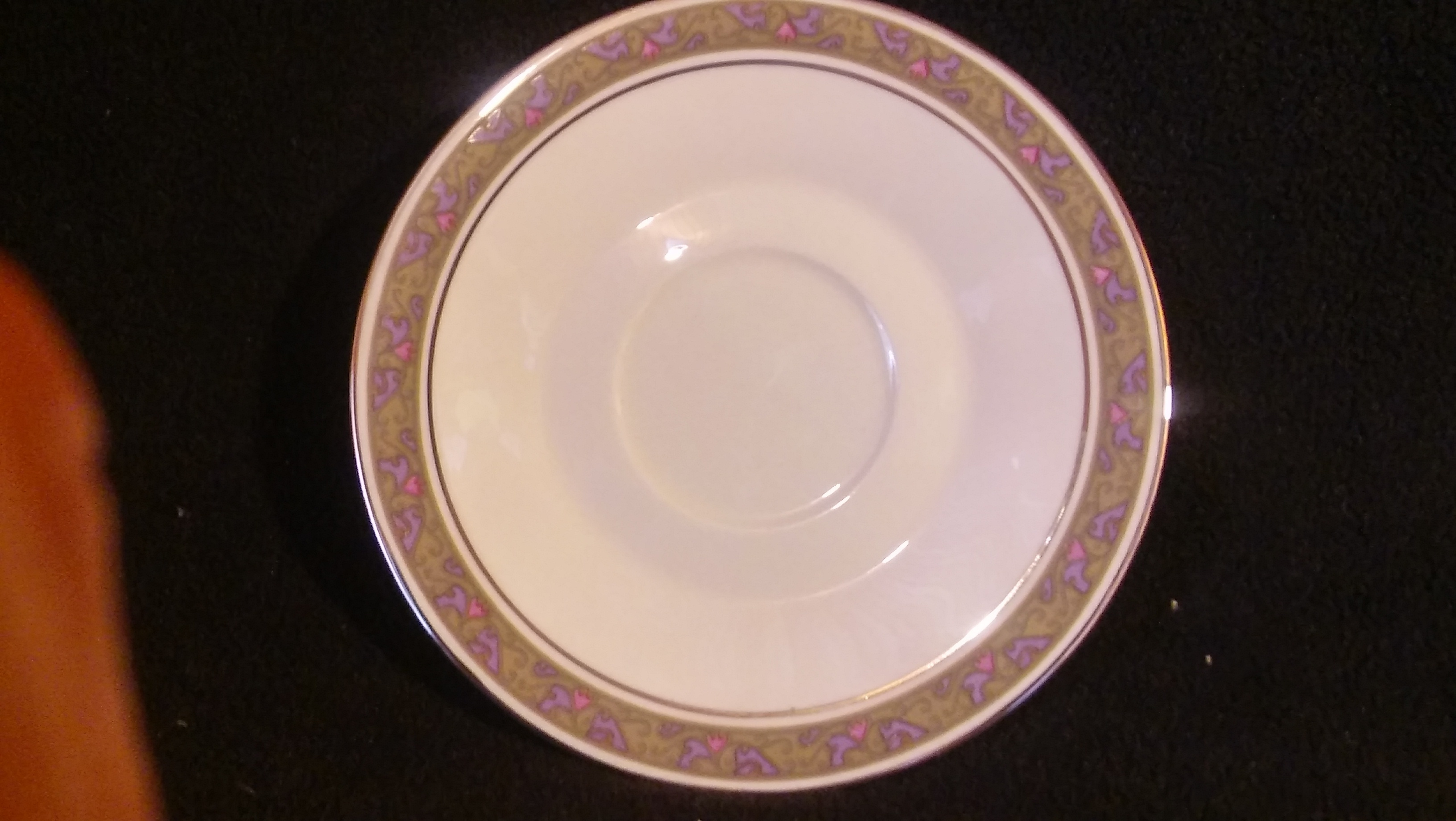 franciscan masterpiece china dinner plate 10 1 2 constantine