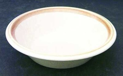 Mikasa 2 - Cereal / Soup Bowls, Stone Manor, Lisbet F5804 Pattern 7.25