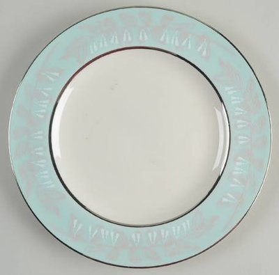 Nancy Prentiss Bread & Butter Plate, Foxhall Pattern