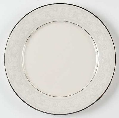 Noritake Ivory China, Dinner Plate, Pattern 7087 Trudy