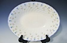 Johnson Brothers, Oval Serving Bowl, Melody Pattern