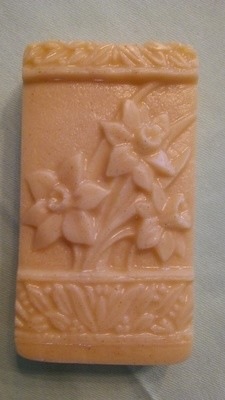 Pure Country Essentials Soap, Goats Milk, Honey & Vanilla Fragrance, Rectangle