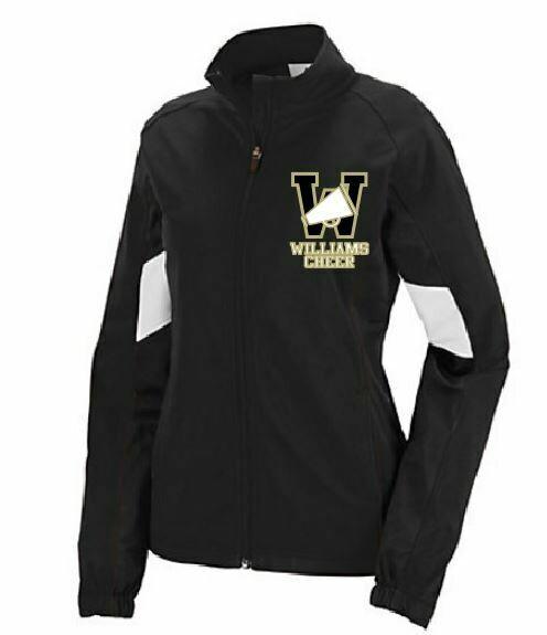 Augusta Tour De Force  Ladies Jacket w/embroidery