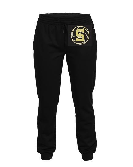Badger Jogger Pant w/ embroidered logo