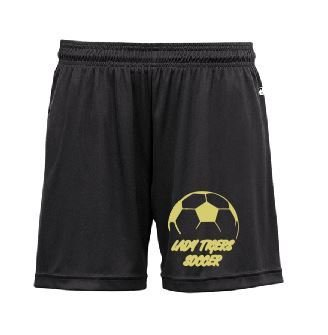 Badger B-Core Ladies Short w/embroidered logo