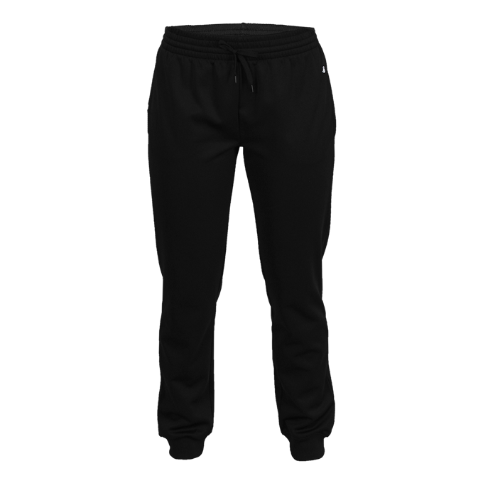 Badger Jogger Women's Pant with embroidered logo
