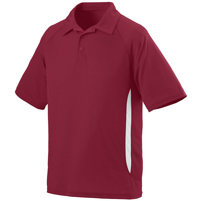 Augusta Mission Polo with embroidered logo