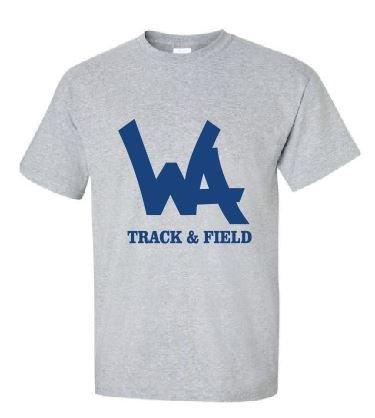 Gildan S/Sleeve shirt with logo