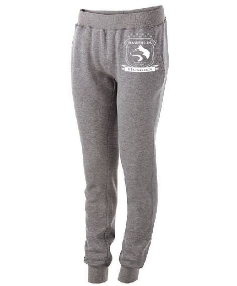 Holloway Ladies Jogger Pant with screened logo