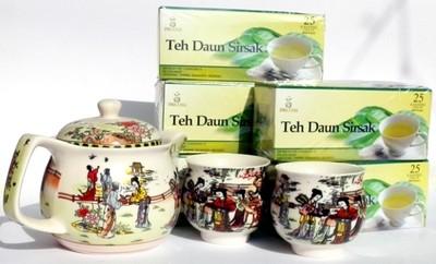 Graviola Leaves Teas, 25 bags, Indonesia. ALE -35%