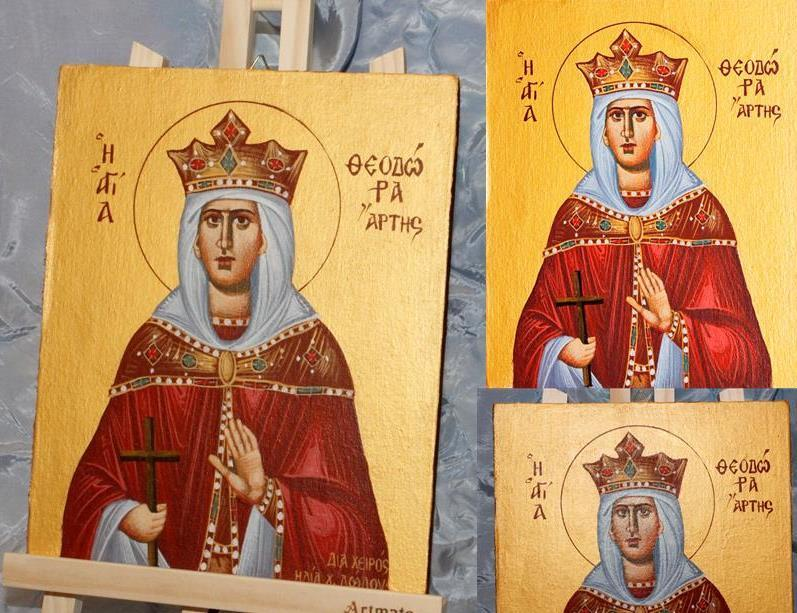 Αγία Θεοδώρα Άρτης (25x20) 007