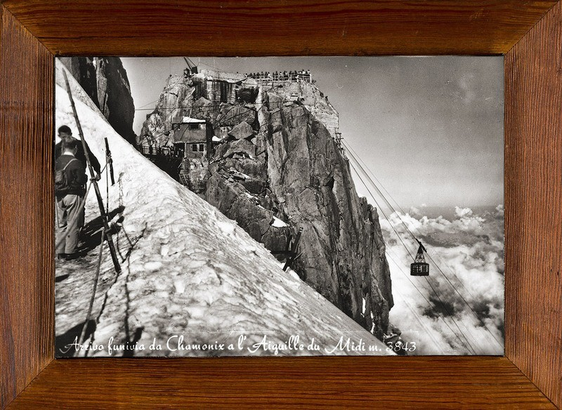 Aiguille du Midi - 3843mt