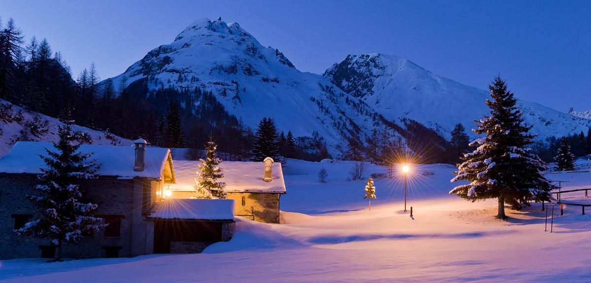 La Thuile - Valle d'Aosta - 175x80cm