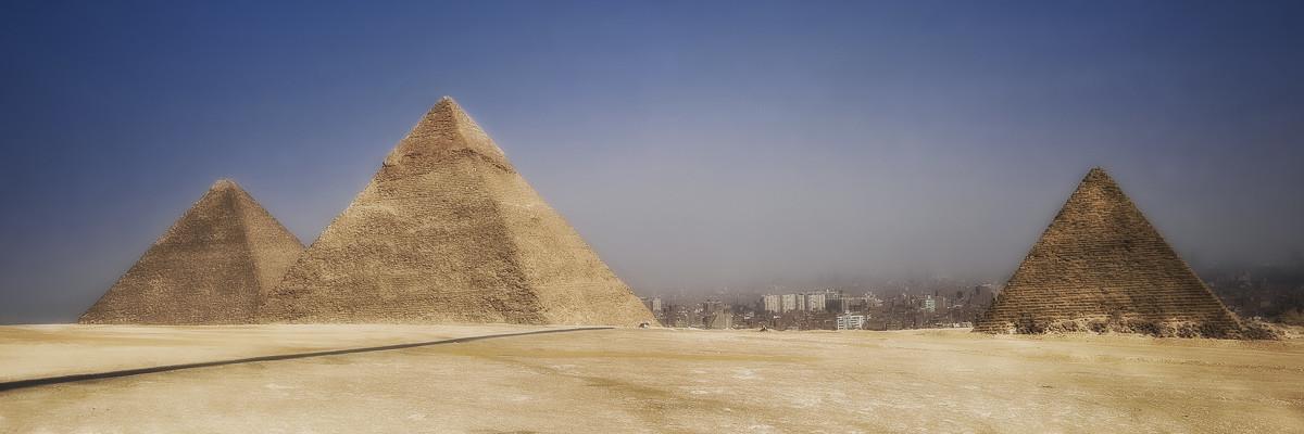 Pyramid - Giza