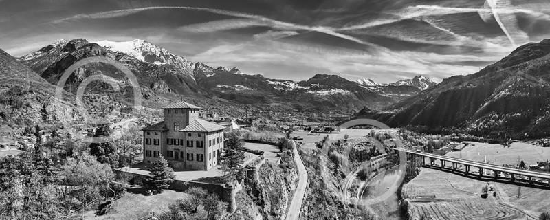 Castello Baron Gamba - Chatillon