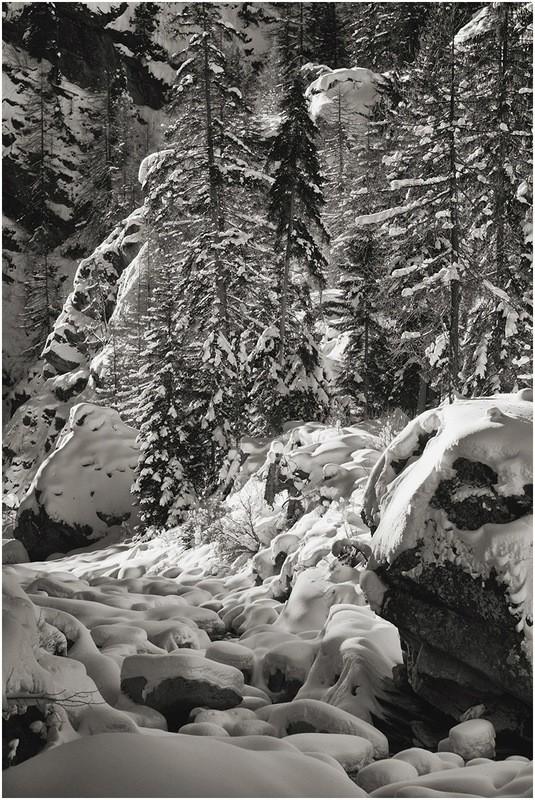 Torrente neve