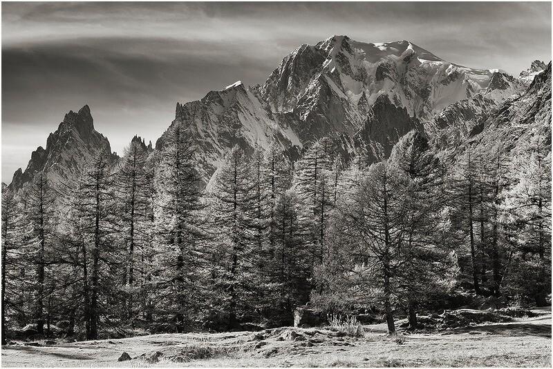 Monte Bianco Val Ferret