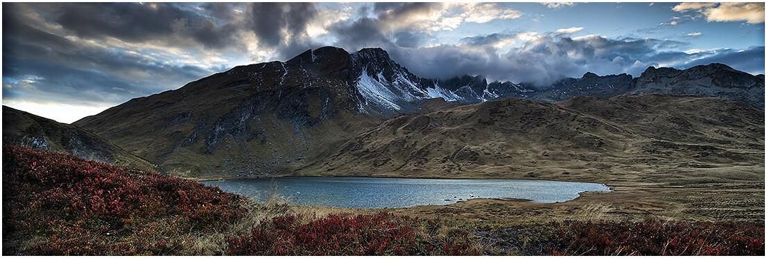 Lago Verney - La Thuile - 2.088m