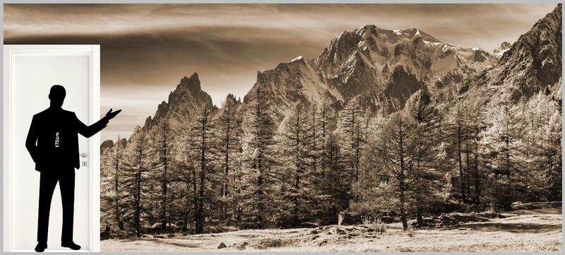 Val Ferret - Monte Bianco
