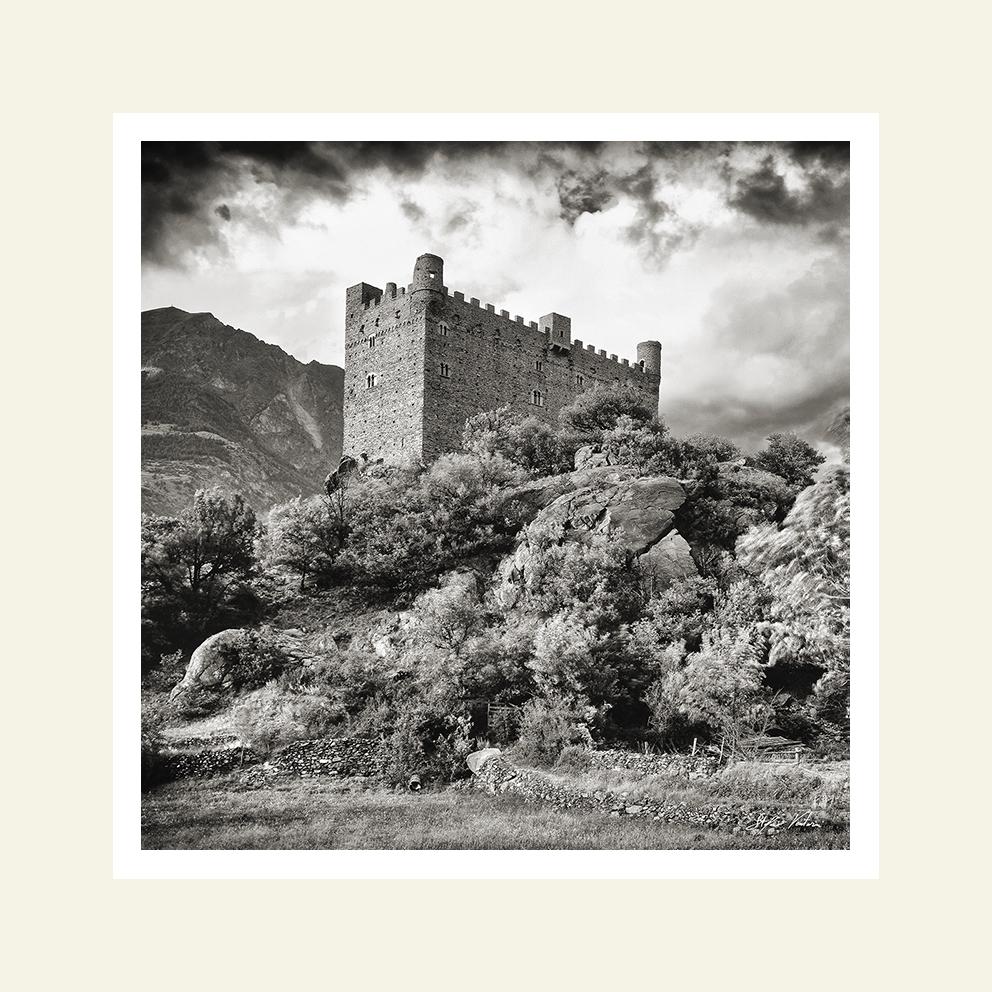 Castello di Ussel - Chatillon