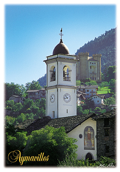 Chiesa&CastelloAymavilles