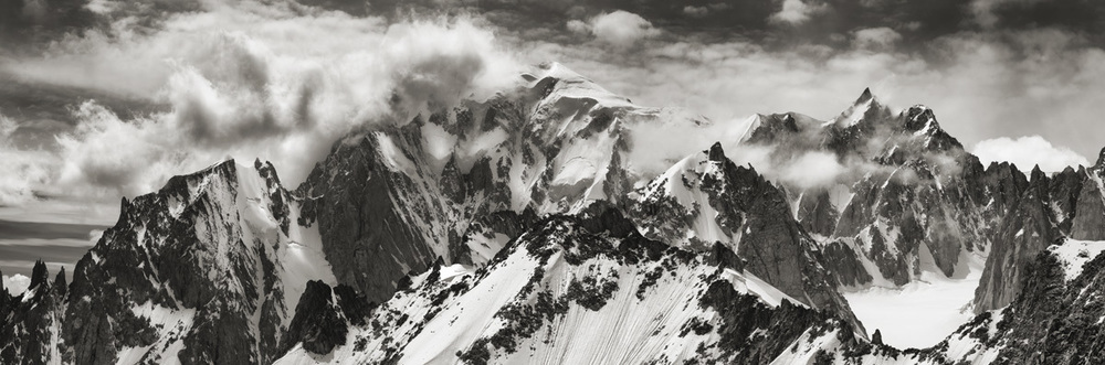 Monte Bianco - scarica l'App per pagarla 109€
