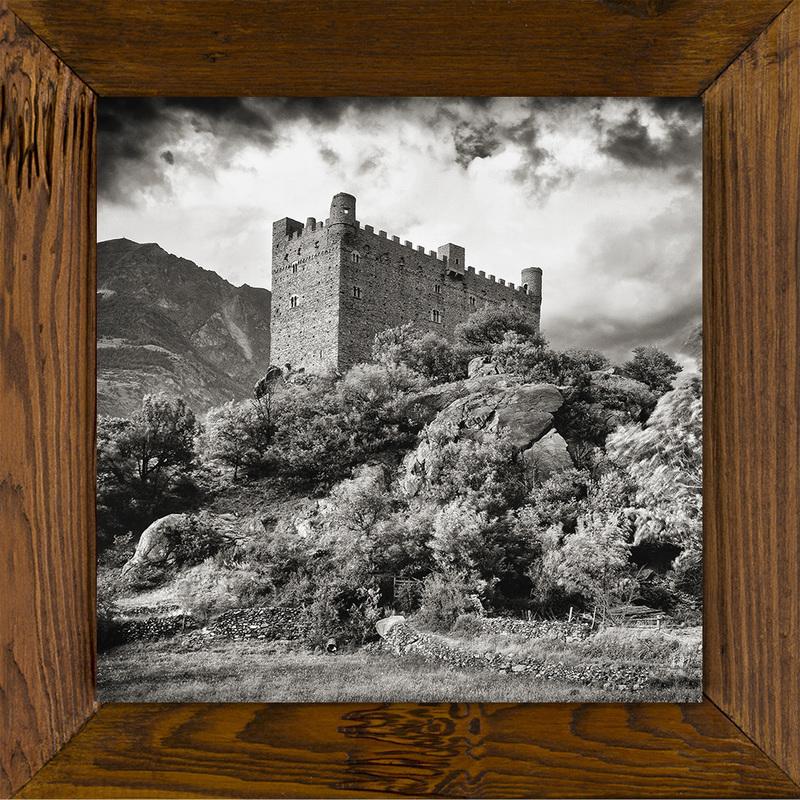 castello di Ussel, Chatillon