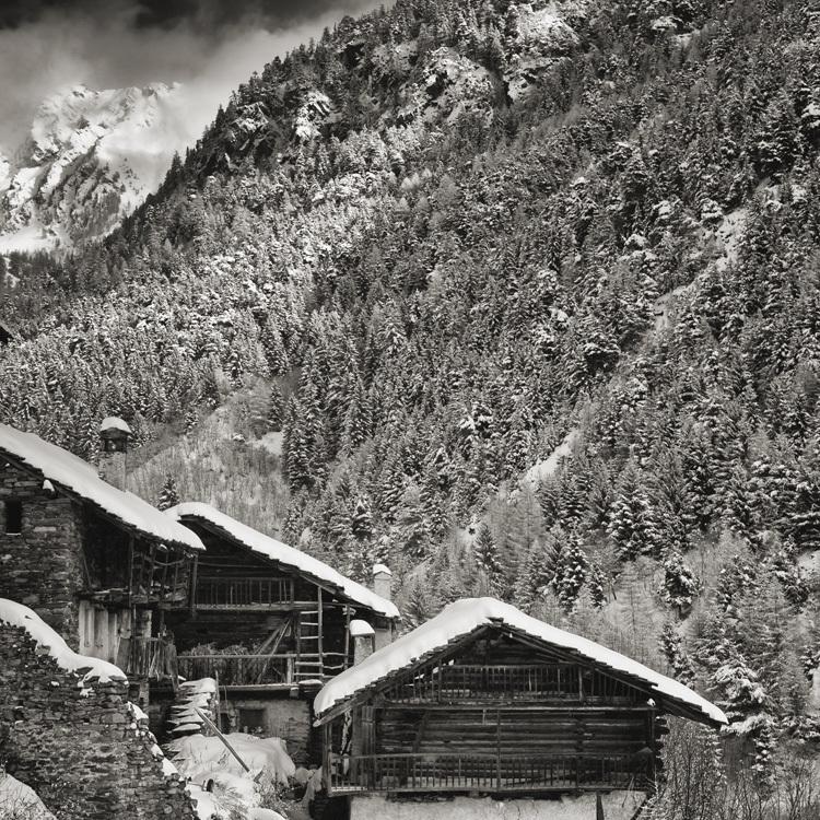 Villaggio di Graines - Brusson - Val d'Ayas