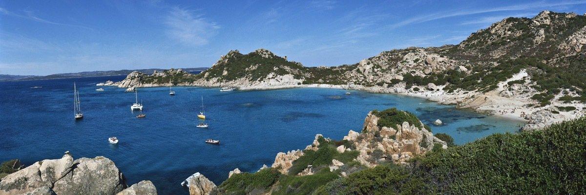 Spargi - Sardegna