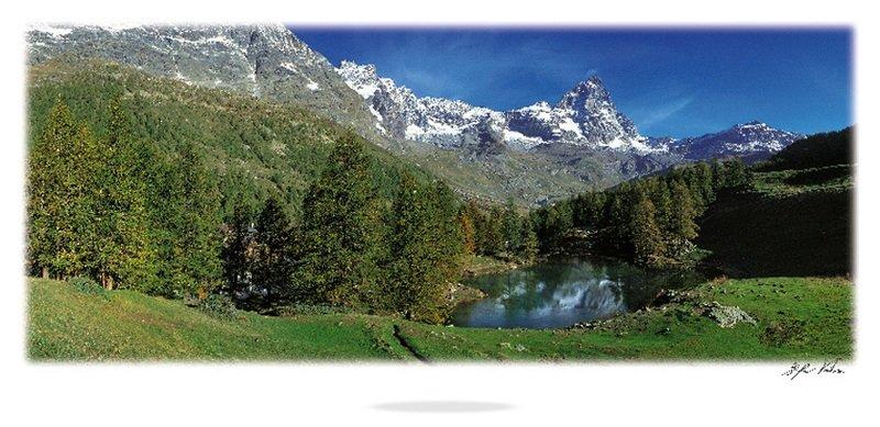 LagoBluCervinia