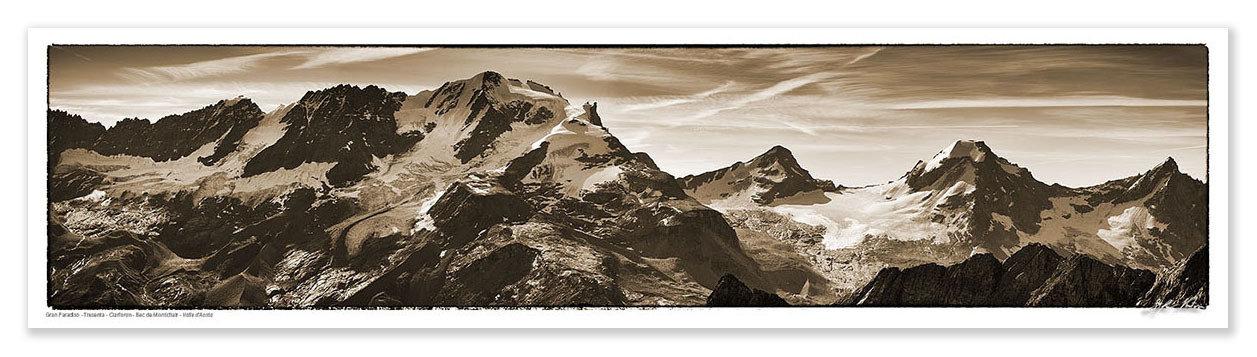 Gran Paradiso - Tresenta - Ciarforon - Monciair / con pass bianco