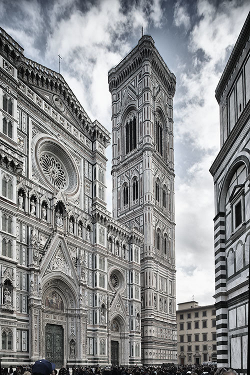 Giotto tower - Florence - Firenze