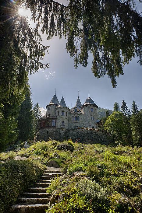 Castel Savoia - Gressoney