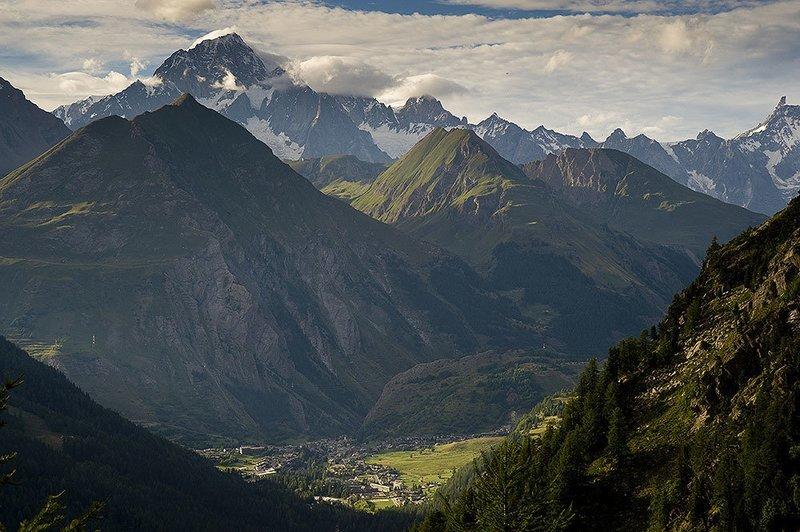 La Thuile - Monte Bianco