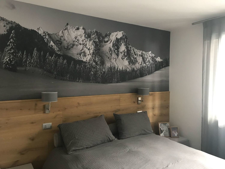 Monte Bianco - carta parati