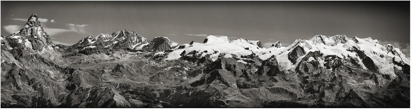 Cervino e Monte Rosa - Matterhorn - trofeo Mezzalama