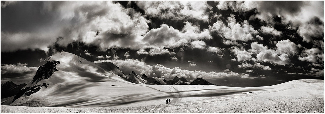 oltre i 4000 - Colle del Breithorn - Monte Rosa