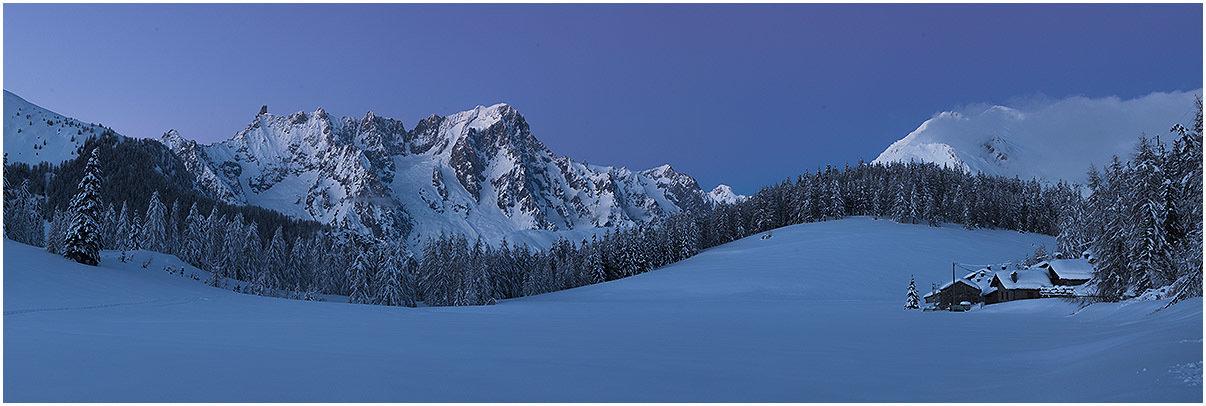 Monte Bianco - Petosan - La-Thuile