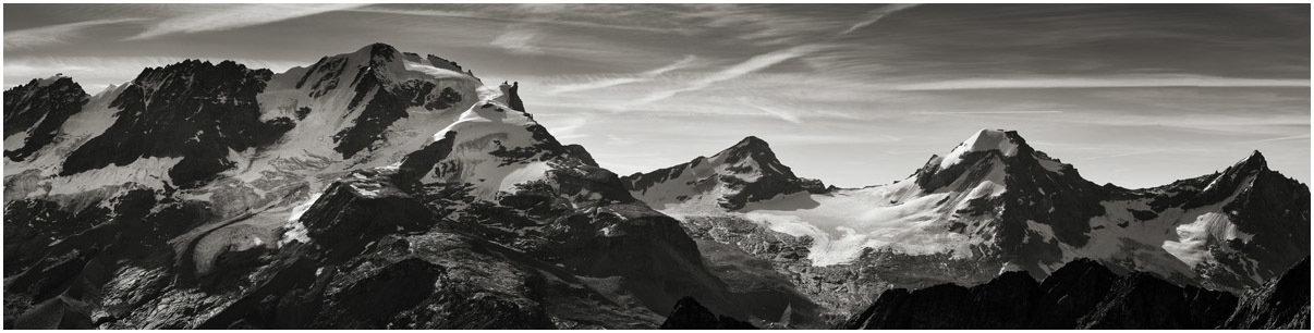 Gran Paradiso - Tresenta - Ciarforon - Monciair