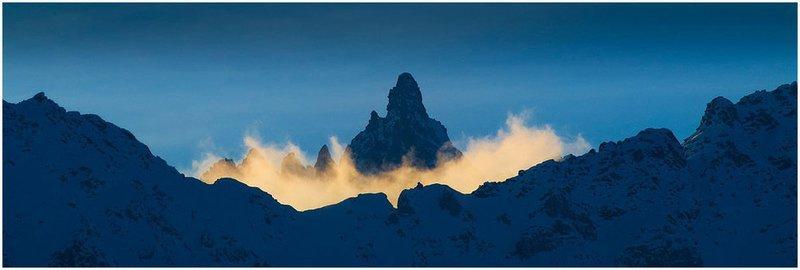 Punta Tzan - Valle d'Aosta