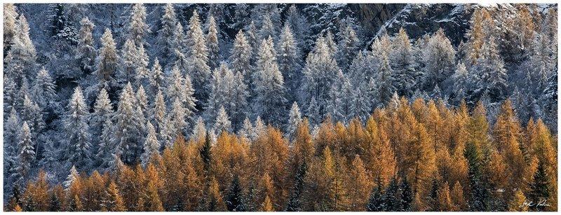 Autunno in Val d'Aosta