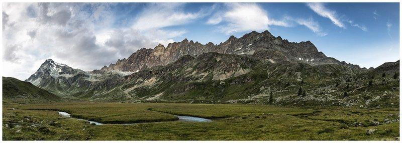Mont Gele - Ollomont - Catena del Morion