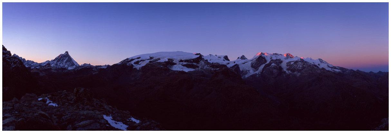 Monte Rosa - Cervino