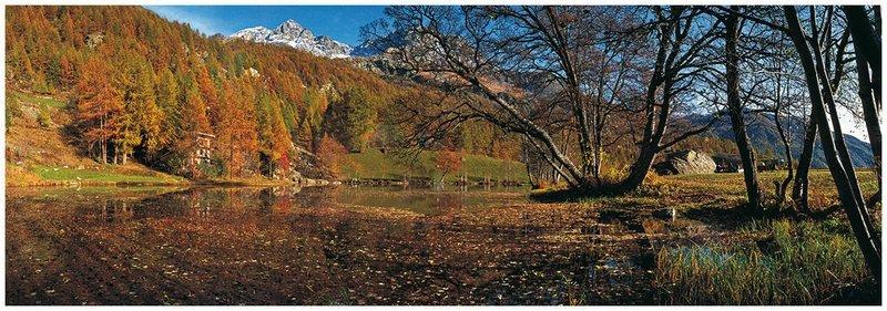 Lago Loz - Valtournenche - Valle d'Aosta